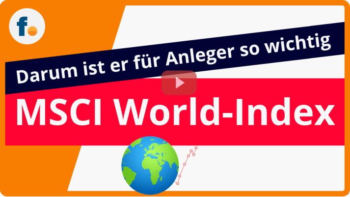 Video: Was ist de MSCI World-Index?