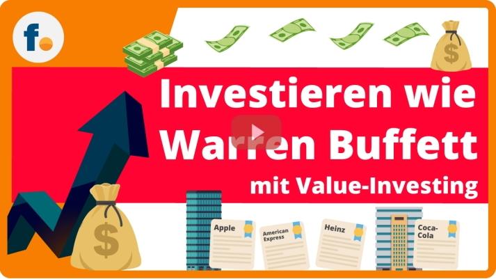 Video: Investieren wie Warren Buffett